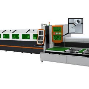 CNC Fiber Tube Laser